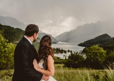 Postboda en el Pirineo – Lorena y Carlos
