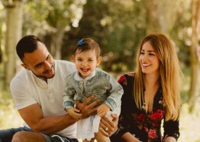 María, Bea y Omar