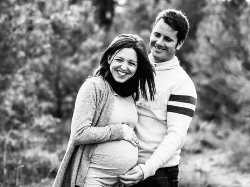 Embarazo Marta y Adrián